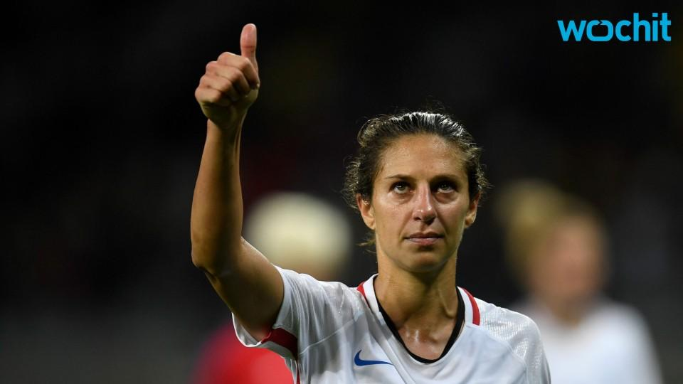 Carli Lloyd Propels US Women's Team to Easy Victory in Olympic Opener