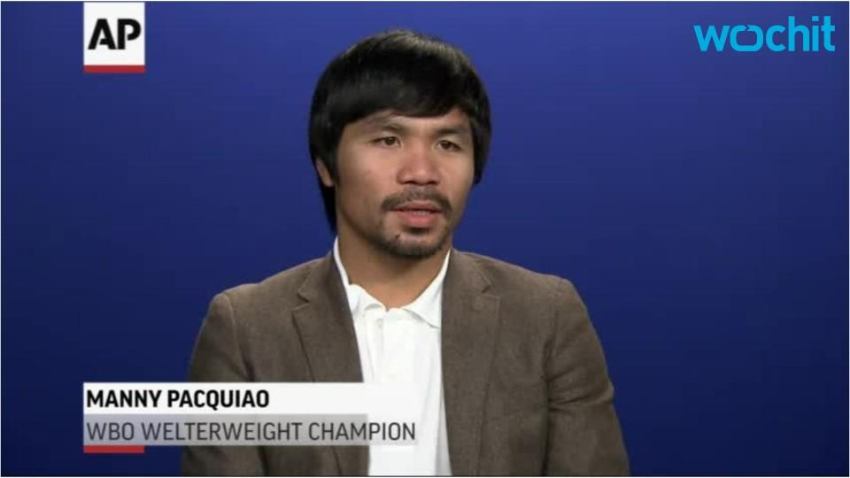 Manny Pacquiao is Making a Comeback to the Ring Against WBO Champion Jessie Vargas
