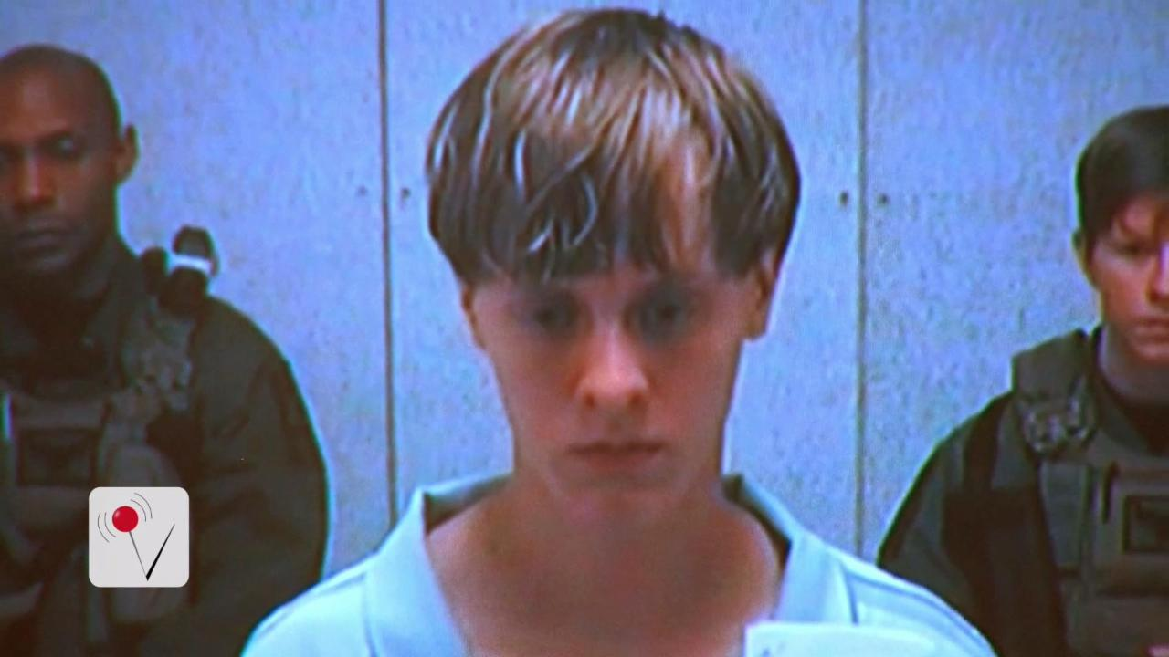 Accused Charleston Church Shooter Assaulted in Jail