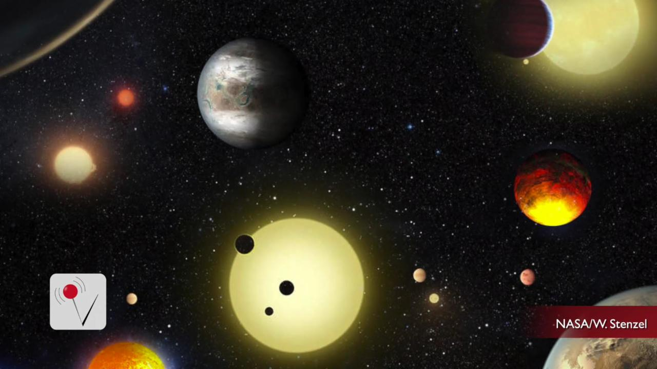Astronomers Have Found Top 20 Places Alien Life Could Exist