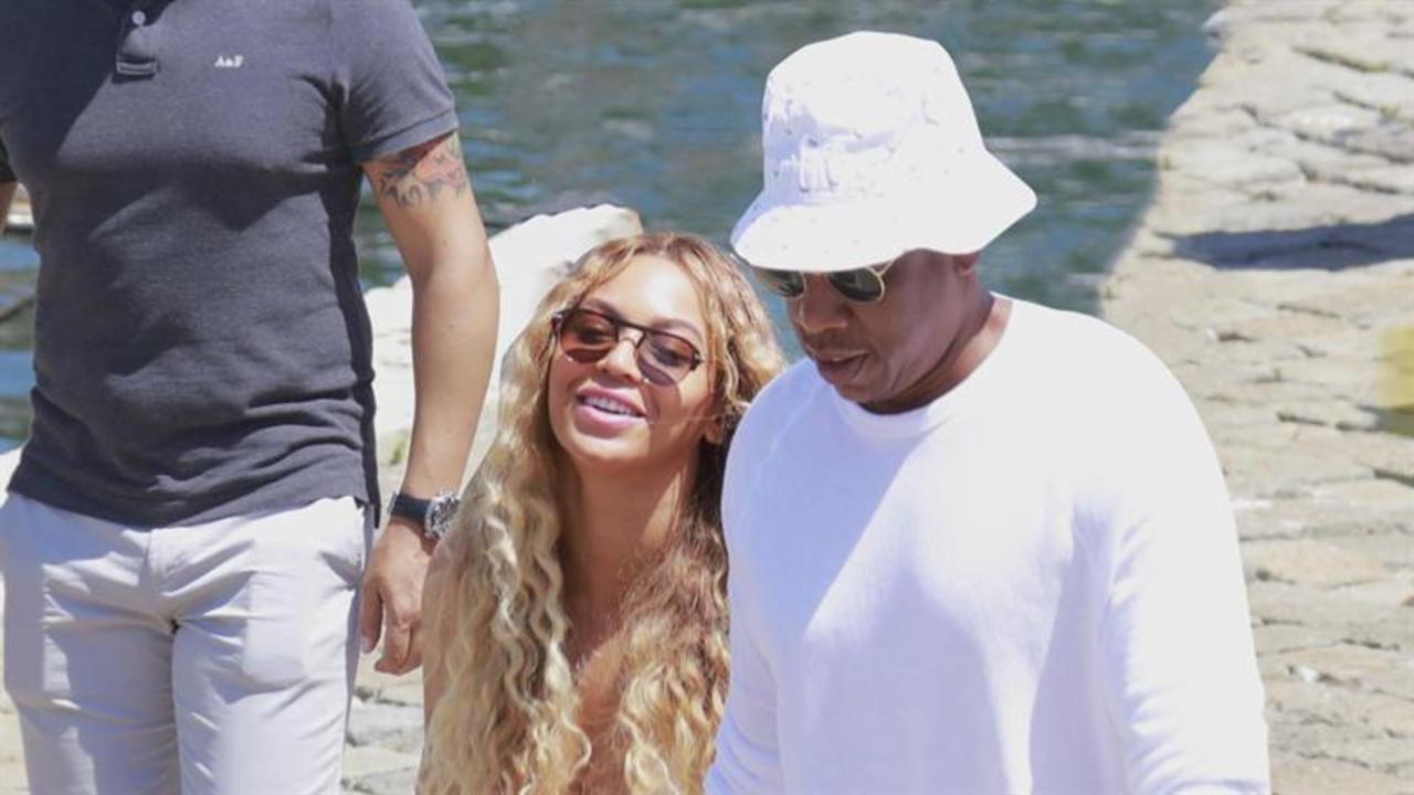 The Big Pic: Beyonce and Jay Z Are 'Crazy in Love'