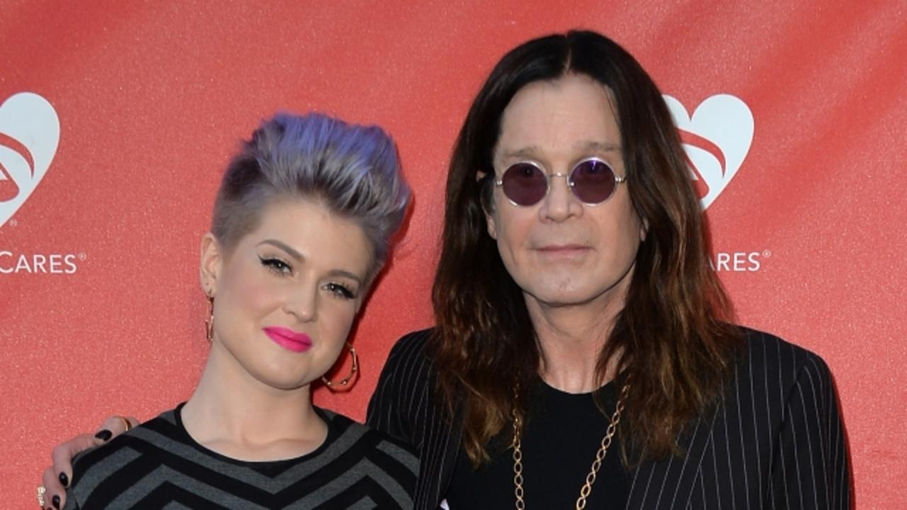 Kelly Osbourne Is Being Sued by Her Dad's Alleged Mistress