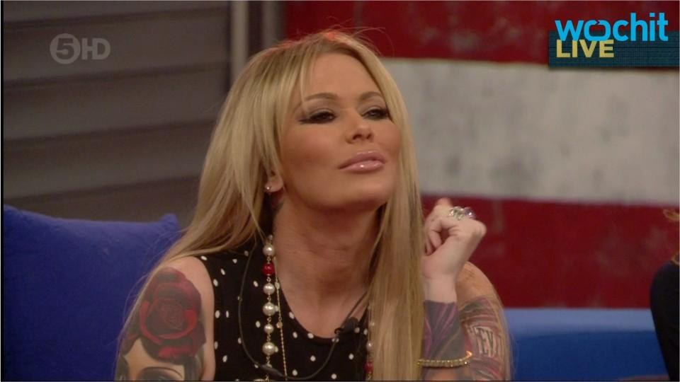 Jenna Jameson Pregnant With Third Child
