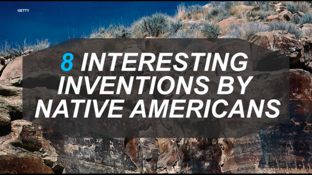 8 interesting inventions by Native Americans