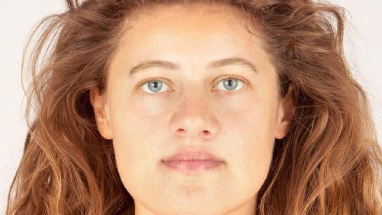Woman's Face Reconstructed Based On 3,700-Year-Old Bones