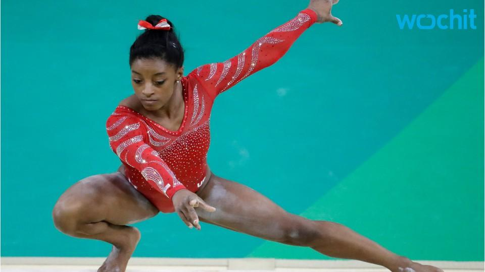 Simone Biles: Gymnastics Superstar Of 2016