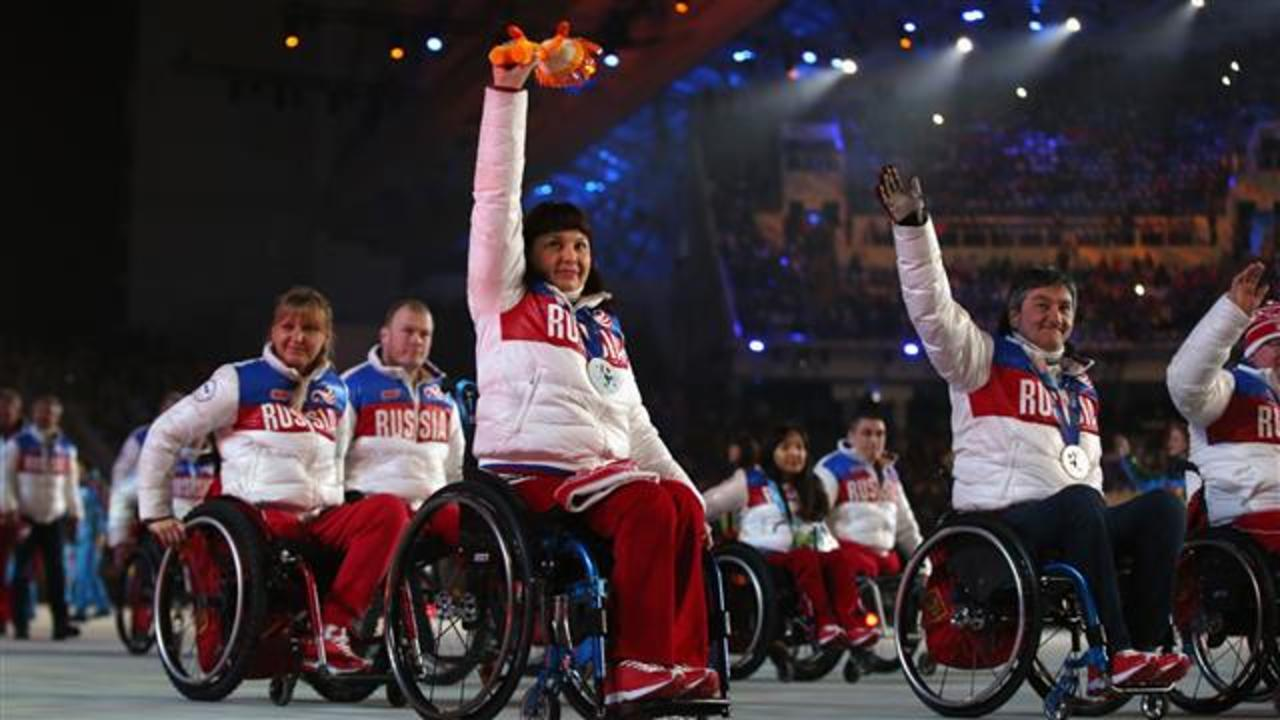 Russia Banned From Rio Paralympic Games