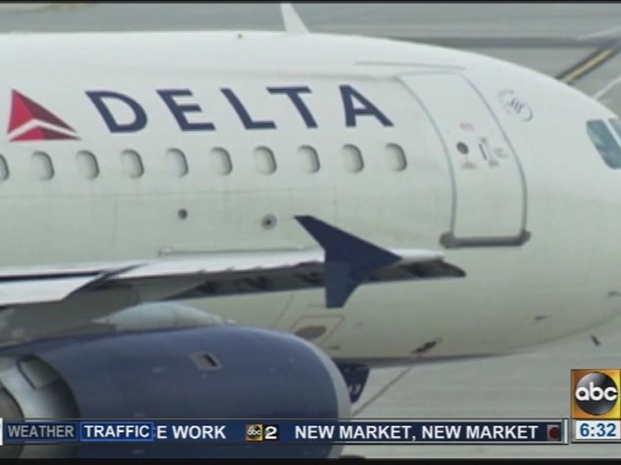 Delta Airlines grounds flights worldwide over system outage