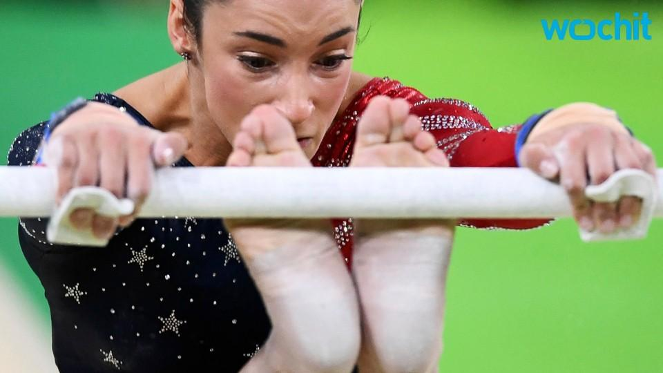 Aly Raisman's Parents Are Making Everyone Nervous
