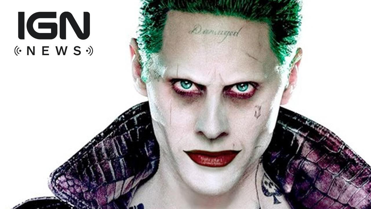 Jared Leto Says 'Suicide Squad' Cuts Could Make Joker Movie