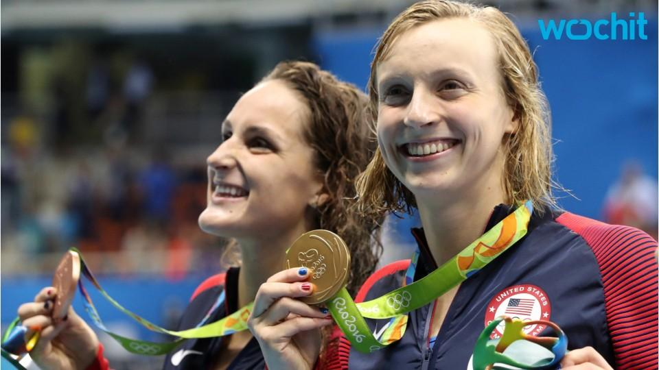 Swim Team USA Dominating Rio Medal Count
