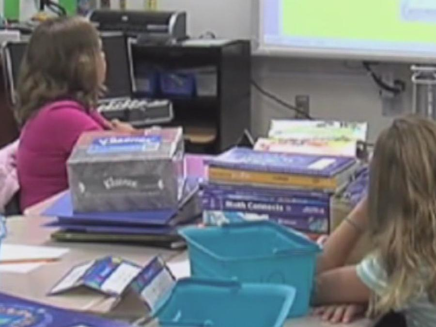 School counselor gives advice on bullying, anxiety