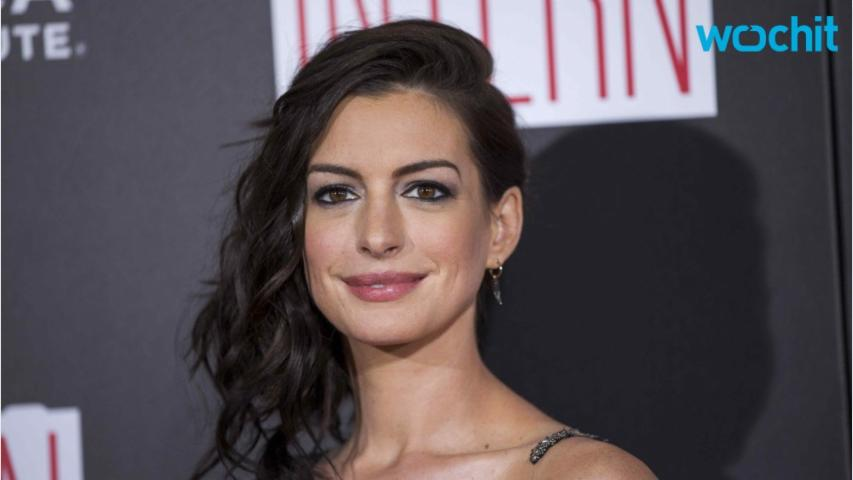 Anne Hathaway Shares Her Beliefs About Postpartum Weight Loss