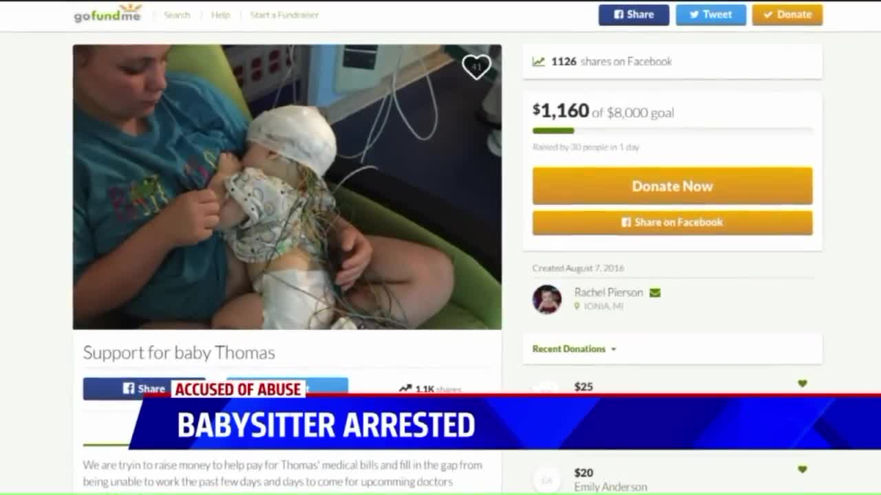 Babysitter Accused of Fracturing 8-Month-Old's Skull