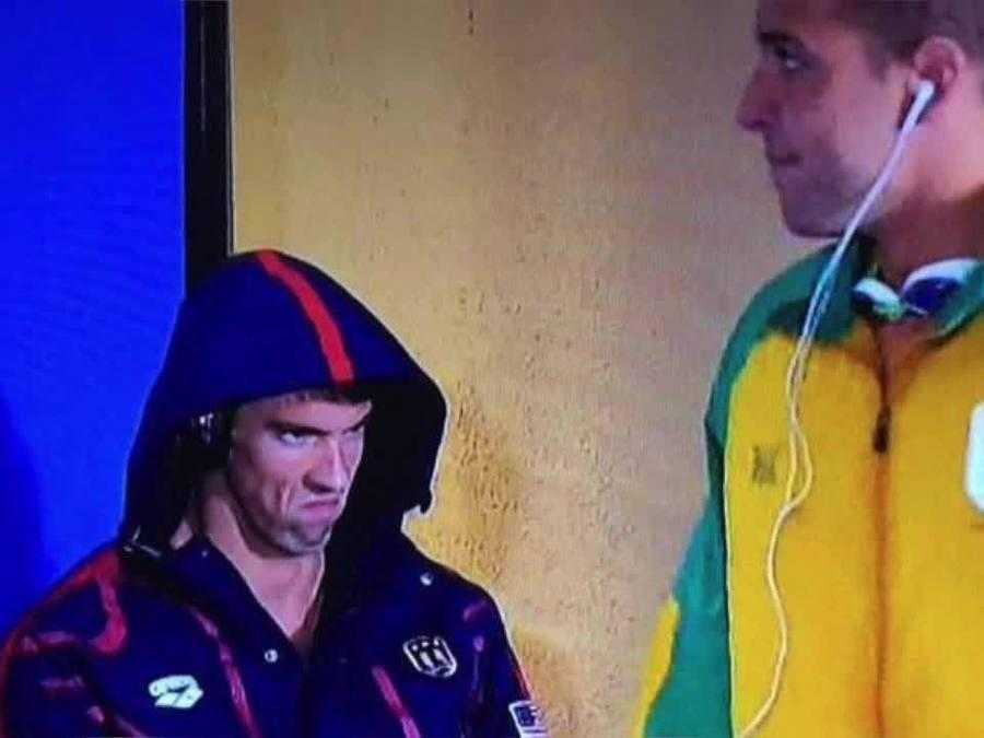 Phelps Face