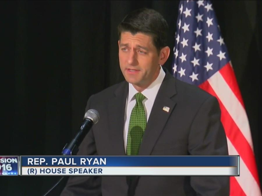 House Speaker Ryan wins primary challenge