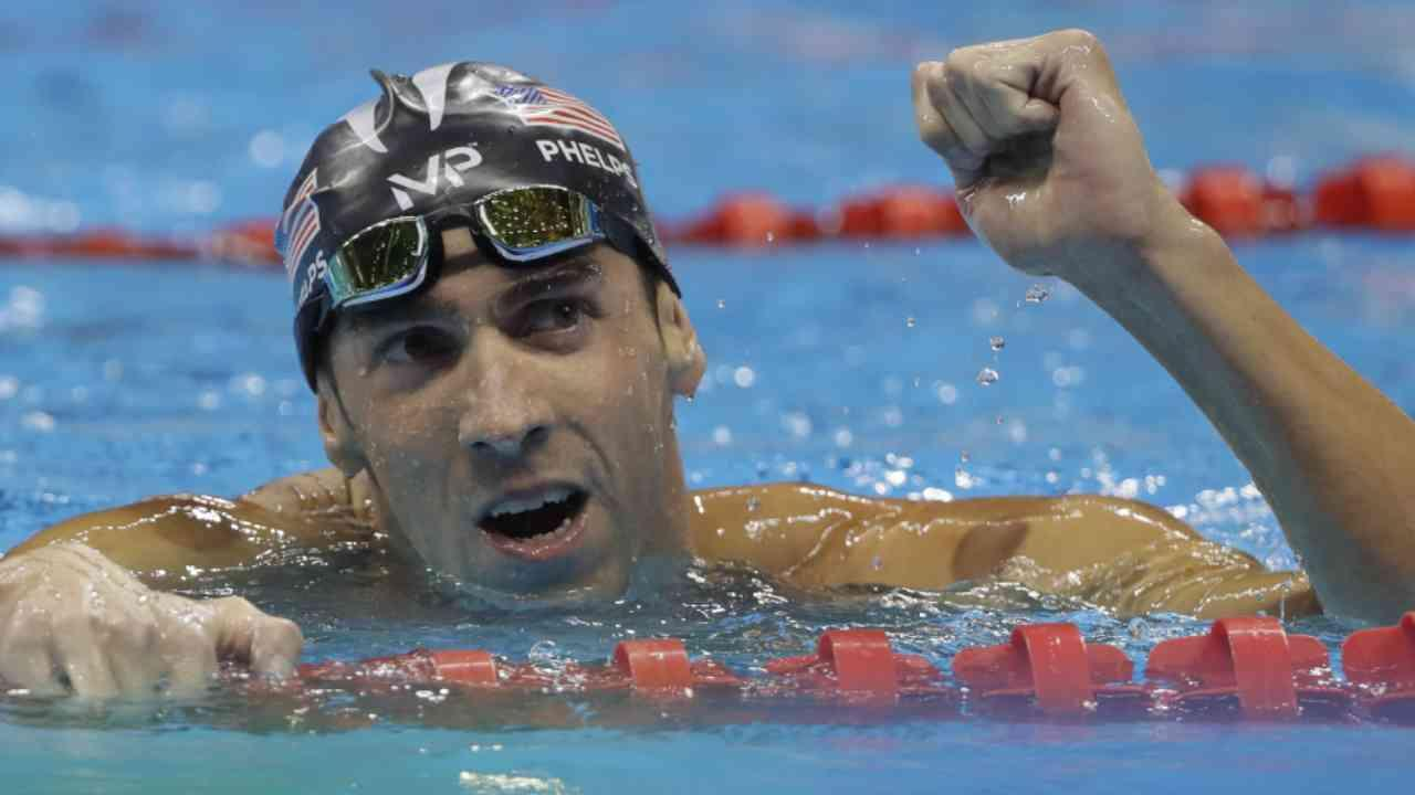 AP: Is Michael Phelps the G.O.A.T?