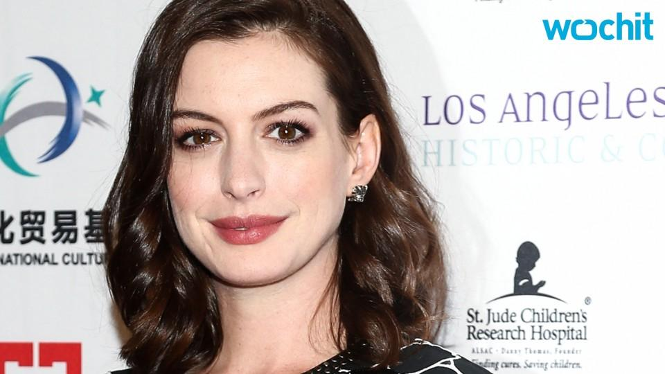 Anne Hathaway Spreads Body Positivity