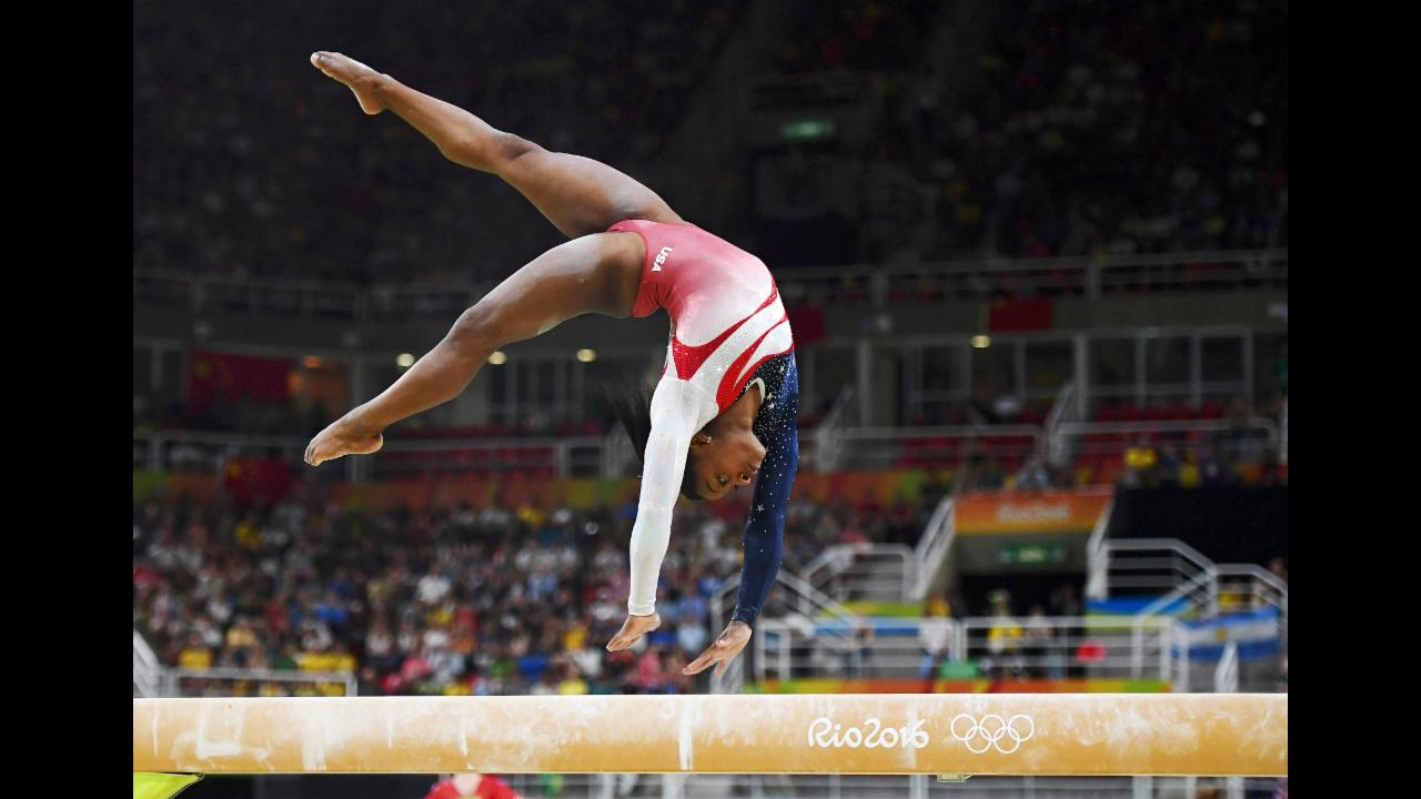 Rio 2016 Day 6: Simone Biles chases history as golf tees off