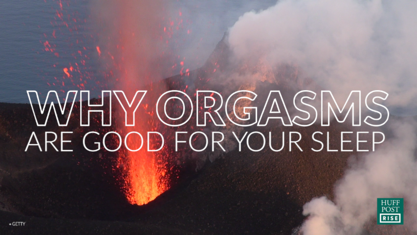 Why Orgasms Are Good For Your Sleep