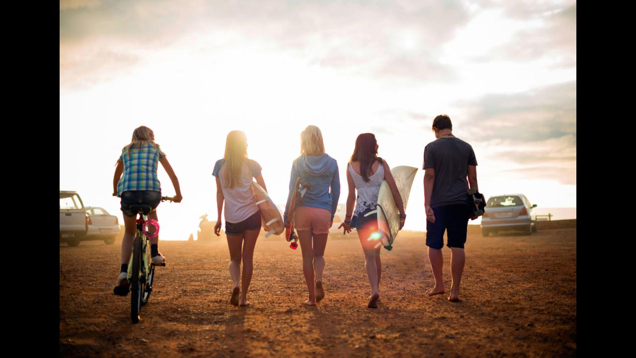Science says you should have five friends in your life