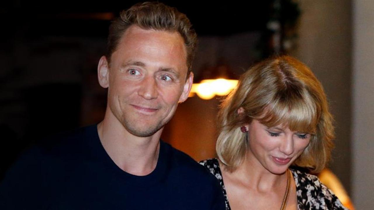 Tom Hiddleston Makes It Instagram Official