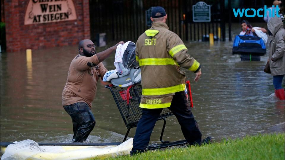 One Killed in Louisiana Rains - State Of Emergency Declared