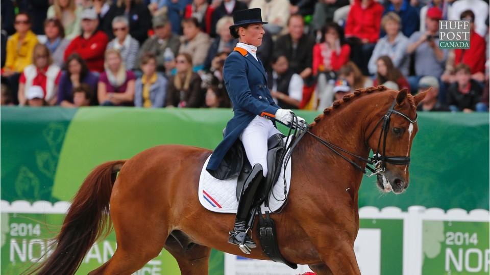 Athlete Drops Out Of Rio Olympics To Save Her Sick Horse