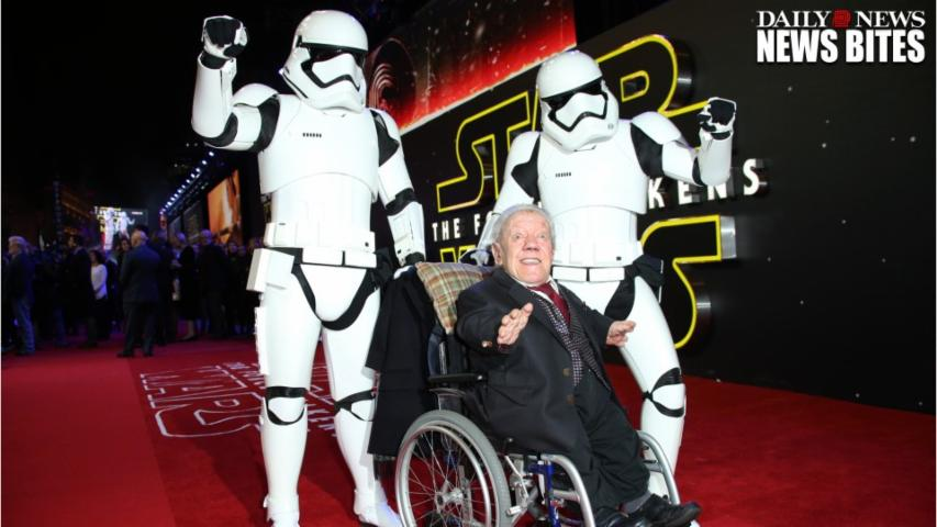 Actor Kenny Baker Who Played R2-D2 In 'Star Wars', Dies At 83