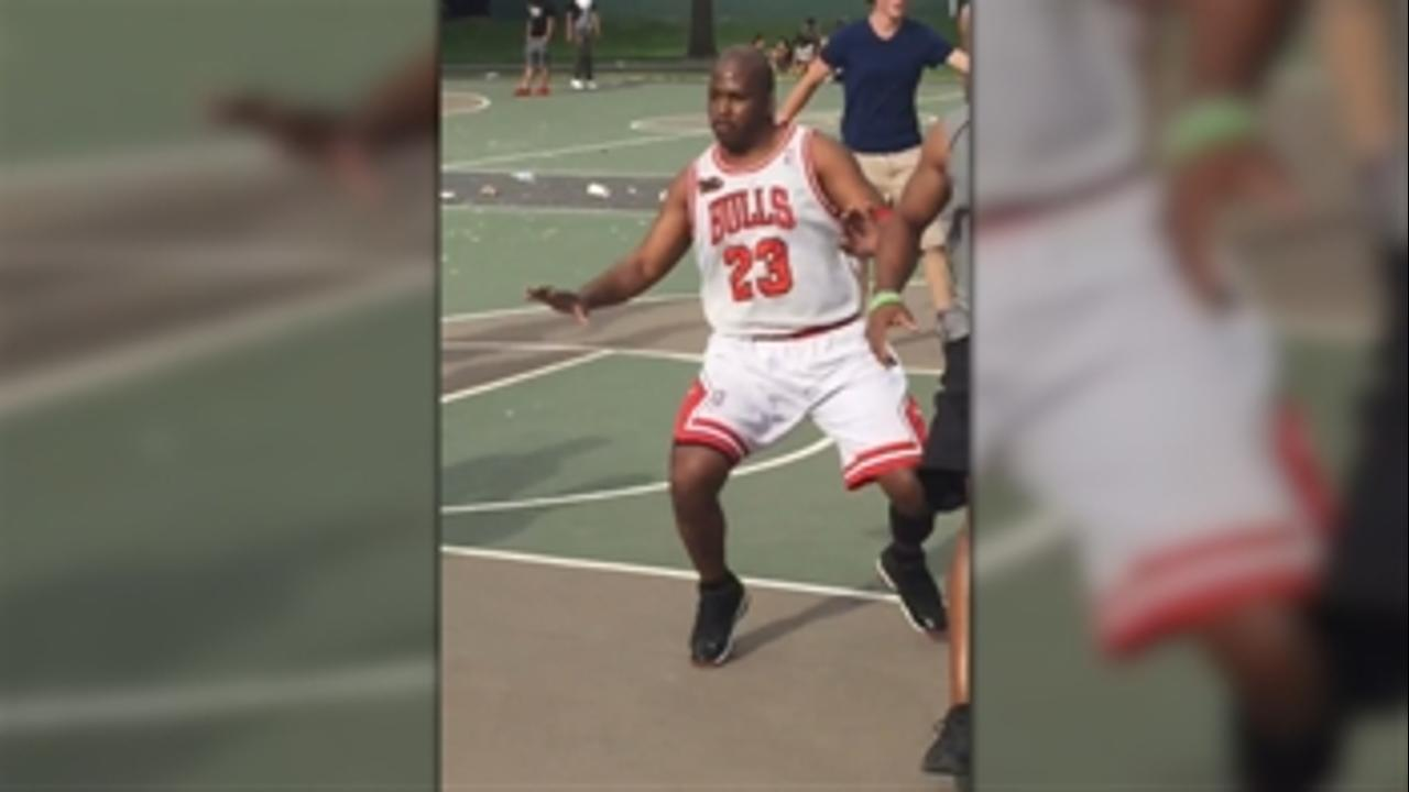 Michael Jordan did something awesome for a huge fan whose video went viral