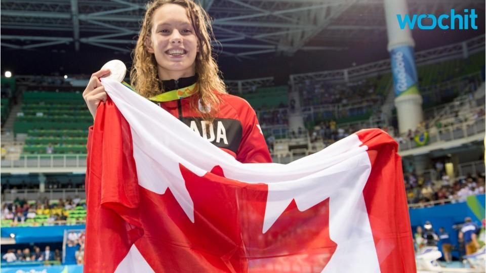 Drake Invites Canadian Gold Medal Swimmer To His Concert