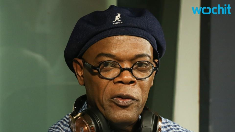 Samuel L. Jackson Featured In Miss Peregrine's Home For Peculiar Children