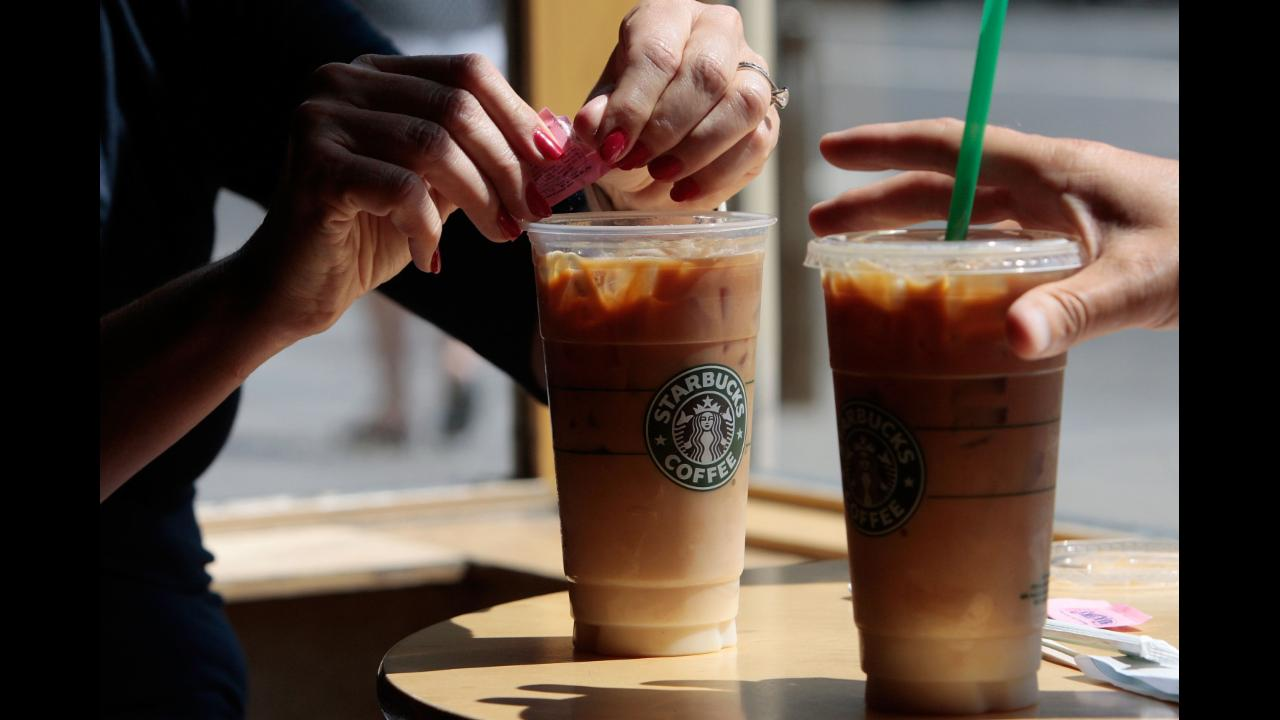 Starbucks is finally adding almond milk to its menu
