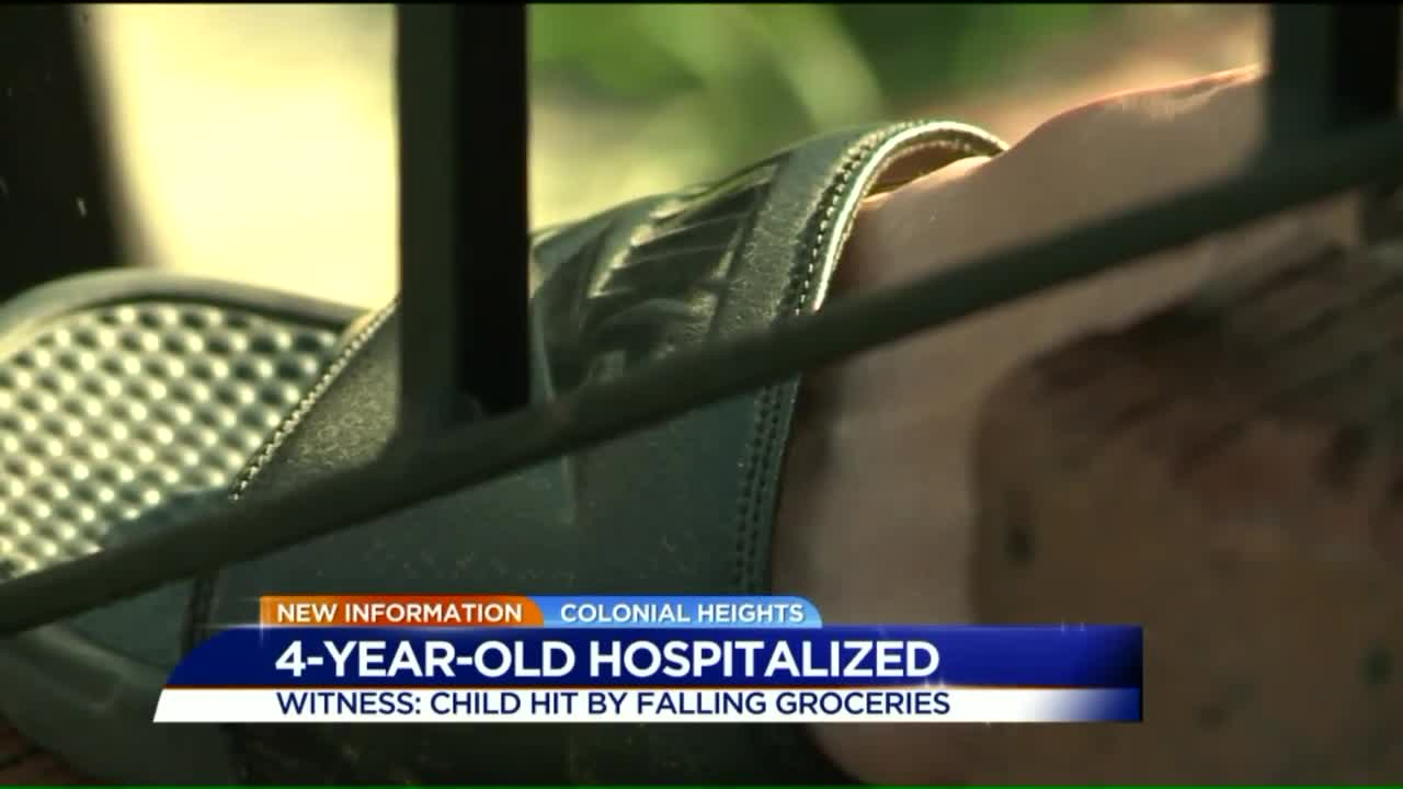 4-Year-Old Hospitalized After Being Struck by Falling Groceries at Virginia Sam's Club
