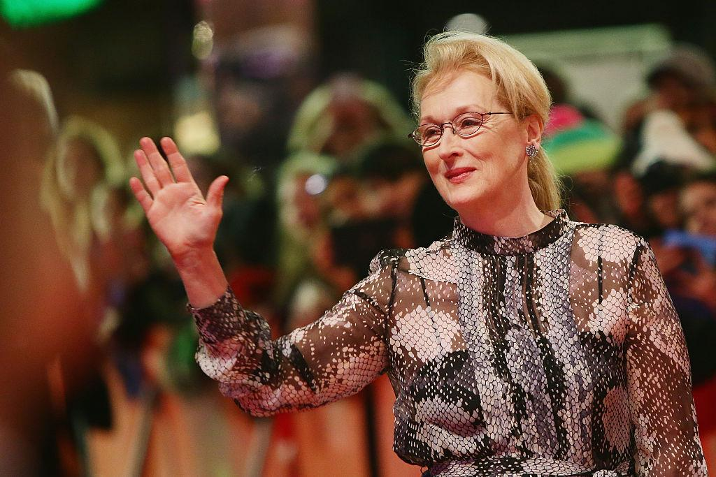 Meryl Streep says Amy Schumer should play her on film