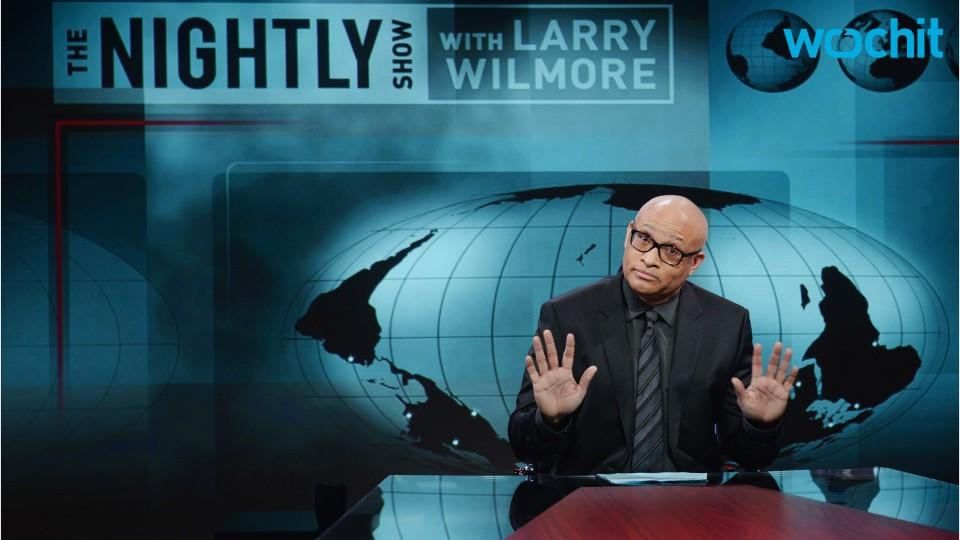 'Nightly Show with Larry Wilmore' will be cancelled