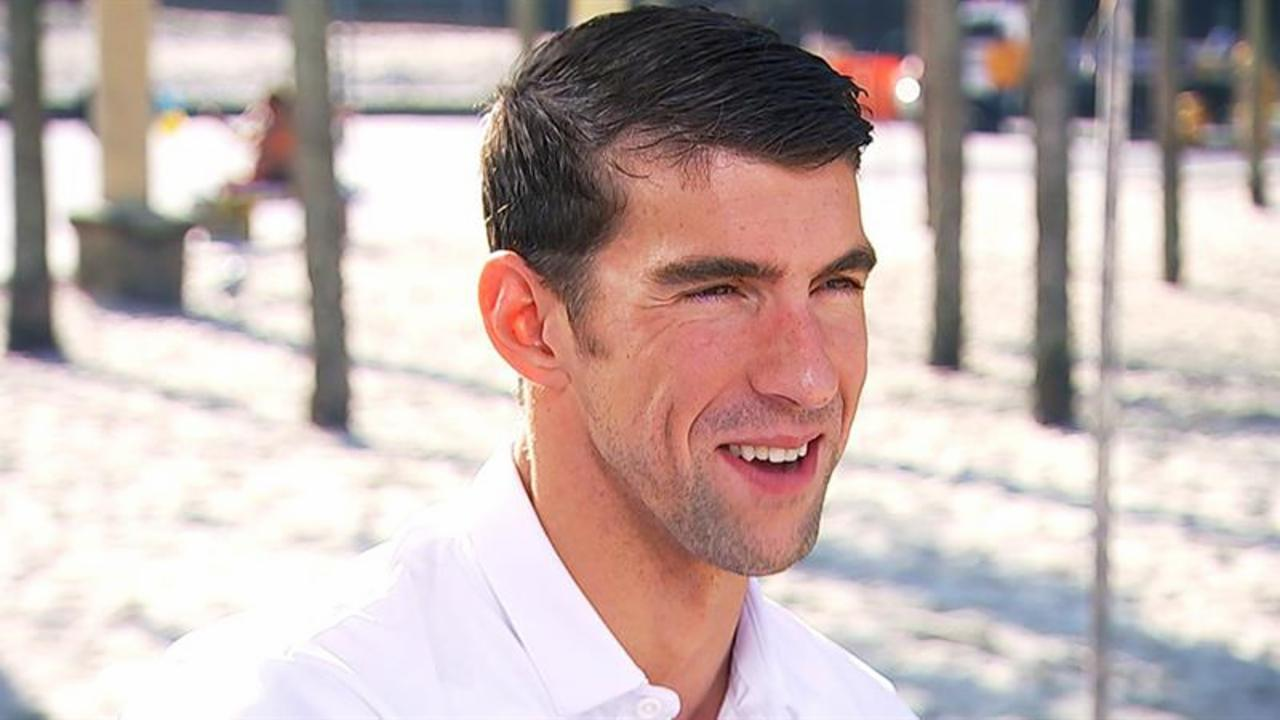 Michael Phelps: Wedding Details!