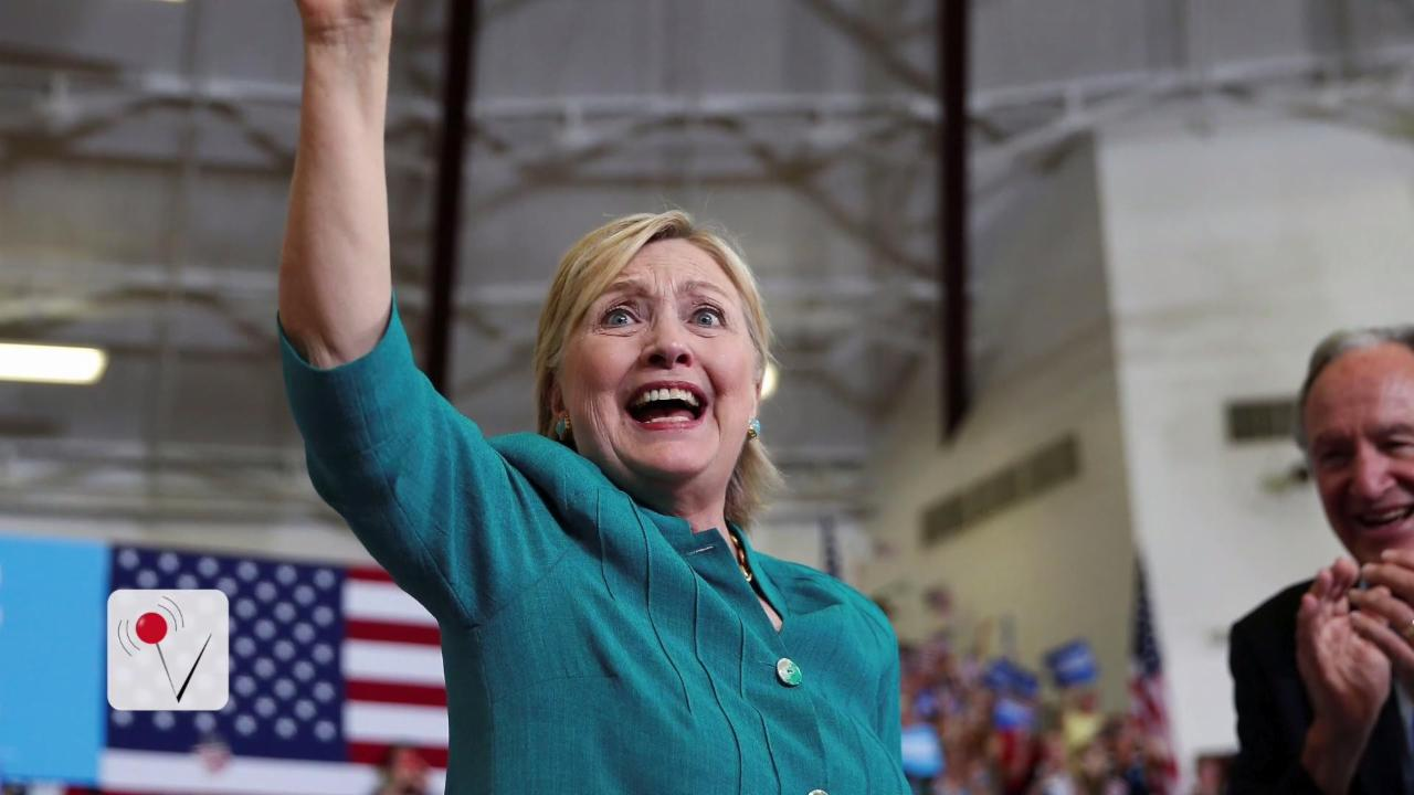 Hillary Clinton Dominating Polls With One Key Group