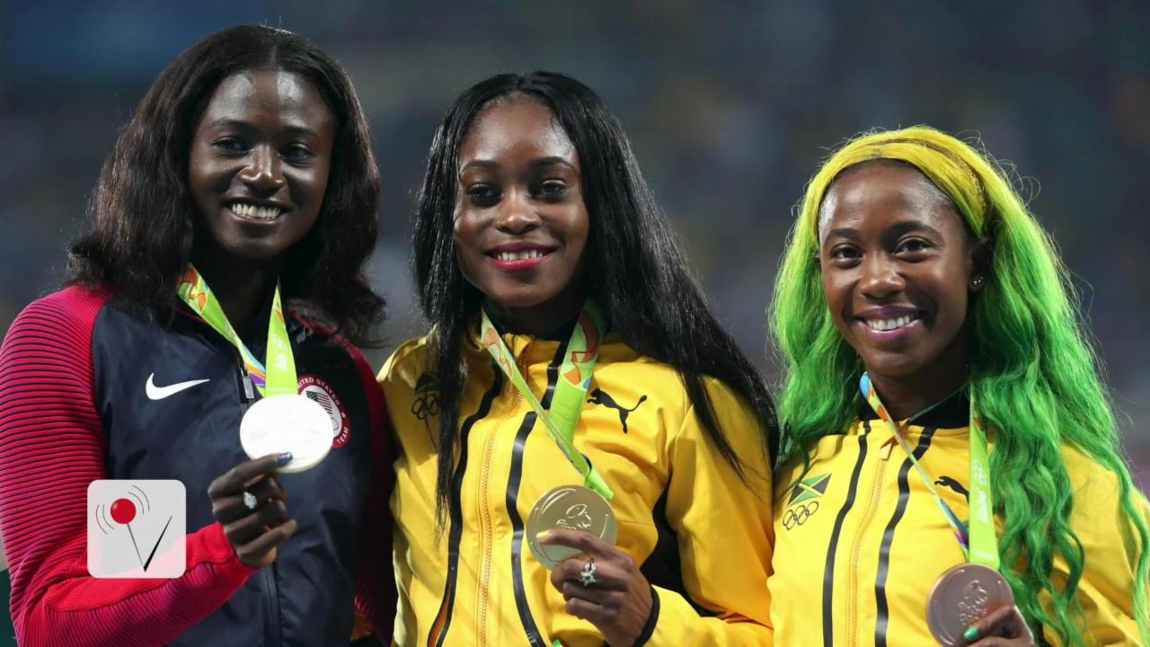 Here's Why Jamaica Is So Good at Sprinting