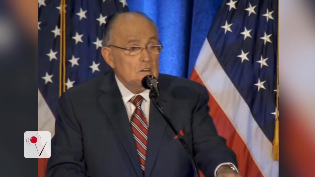 Rudy Giuliani Claims No Successful Terror Attacks on US Soil Before Obama