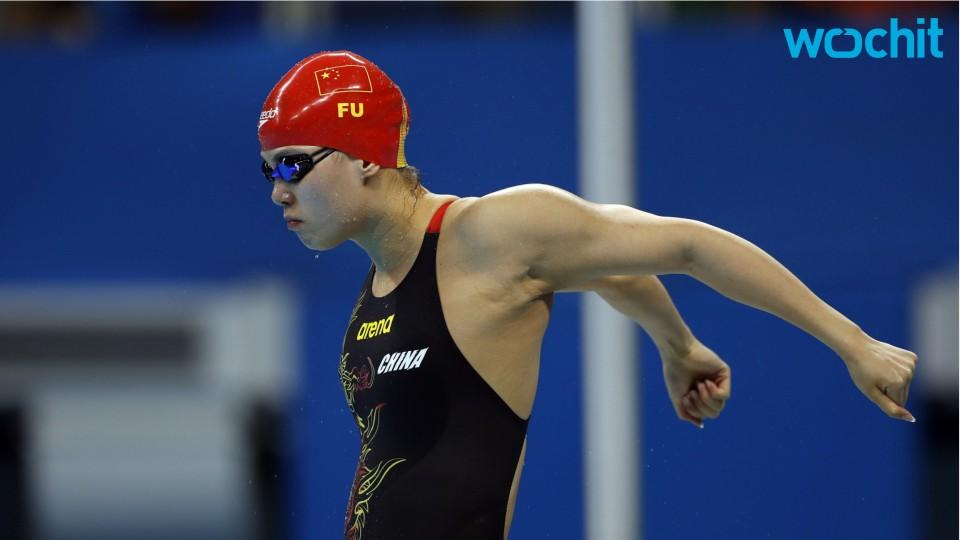 Chinese Olympian Talks Competing On Period