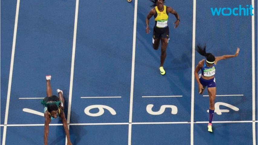 Allyson Felix Loses The Gold In The Women's 400m To Shaunae Miller