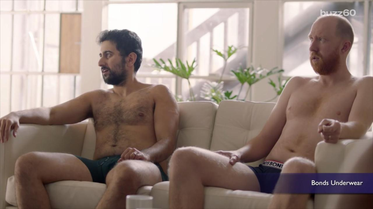 Underwear Made for the 'Dad Bod' Aims to Flip Gender Stereotypes