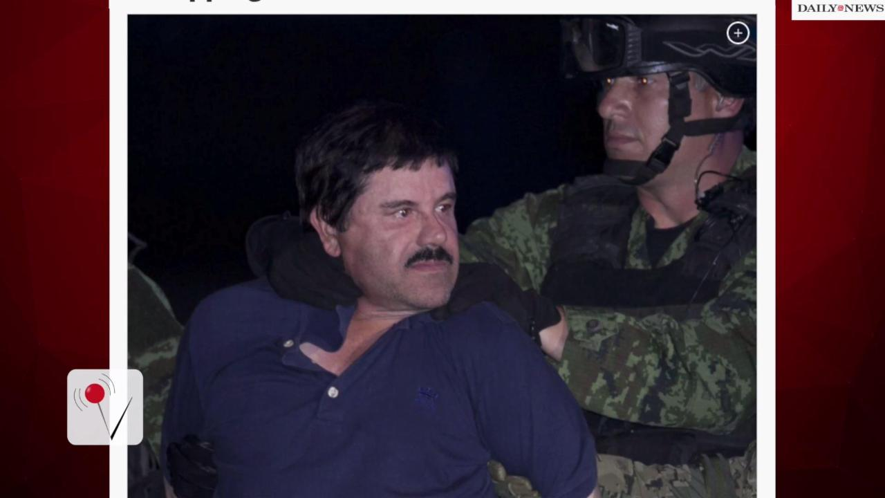 Son of Mexican Drug Lord 'El Chapo' Might Have Been Kidnapped