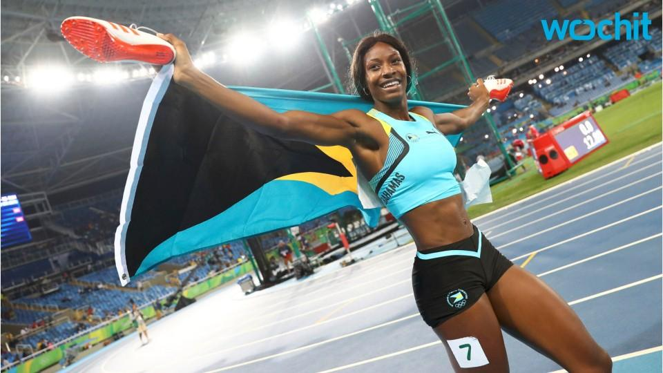 Dramatic Olympic-Winning Dive By Shaunae Miller Was Legal