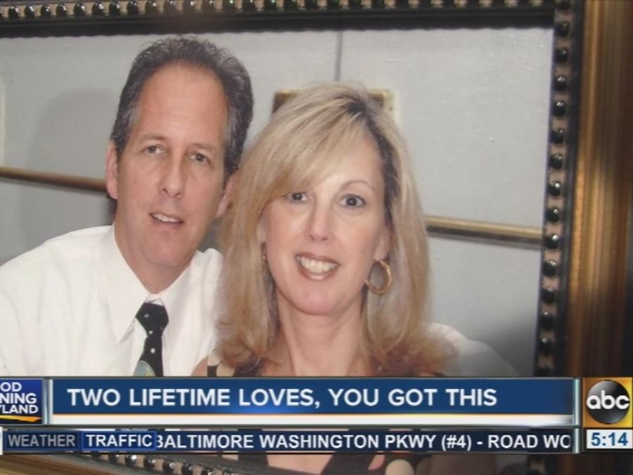 Woman finds love again after husband dies of brain tumor