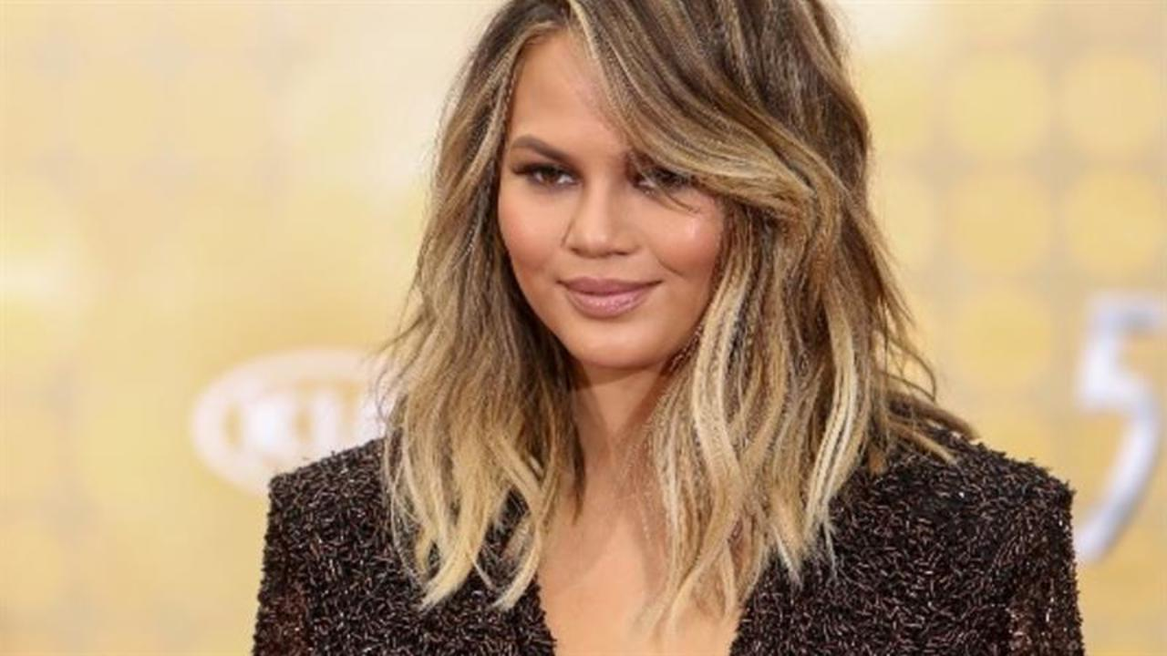 Chrissy Teigen Shows Off Her Stretch Marks