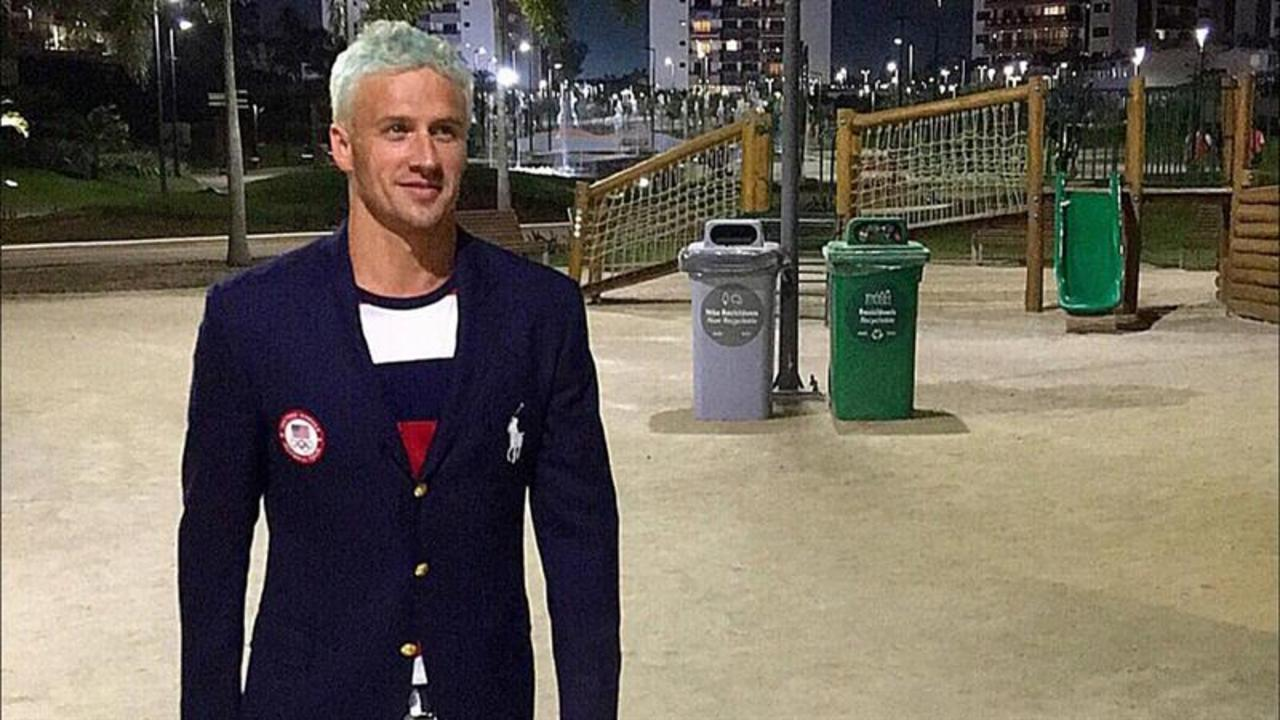 Brazilian Judge Orders Seizure of Ryan Lochte's Passport