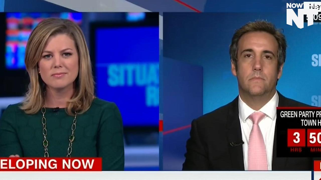 CNN Interview With Michael Cohen Is Hilariously Awkward
