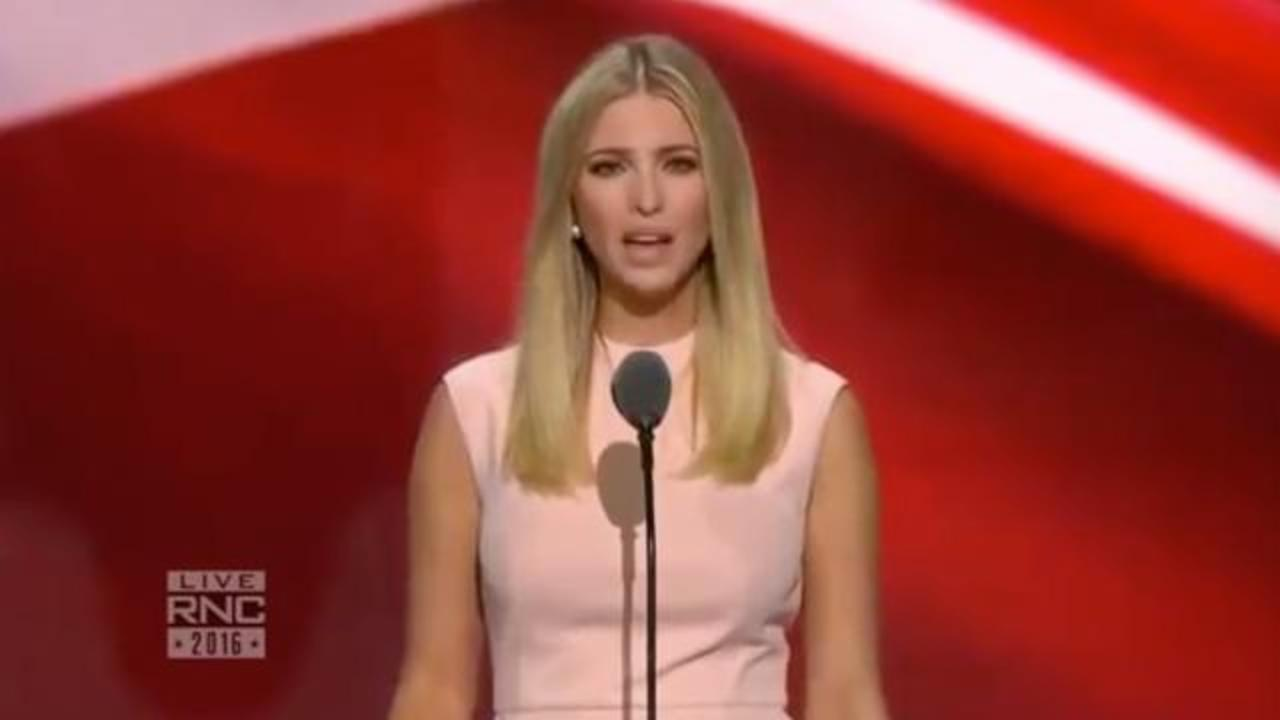 Jewelry Company To Ivanka: Proceeds From Your Purchase Will Go To Clinton Campaign